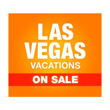 Las Vegas Vacations On Sale