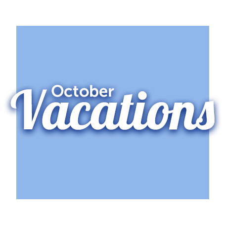 October vacations on sale for Vacation destinations in october
