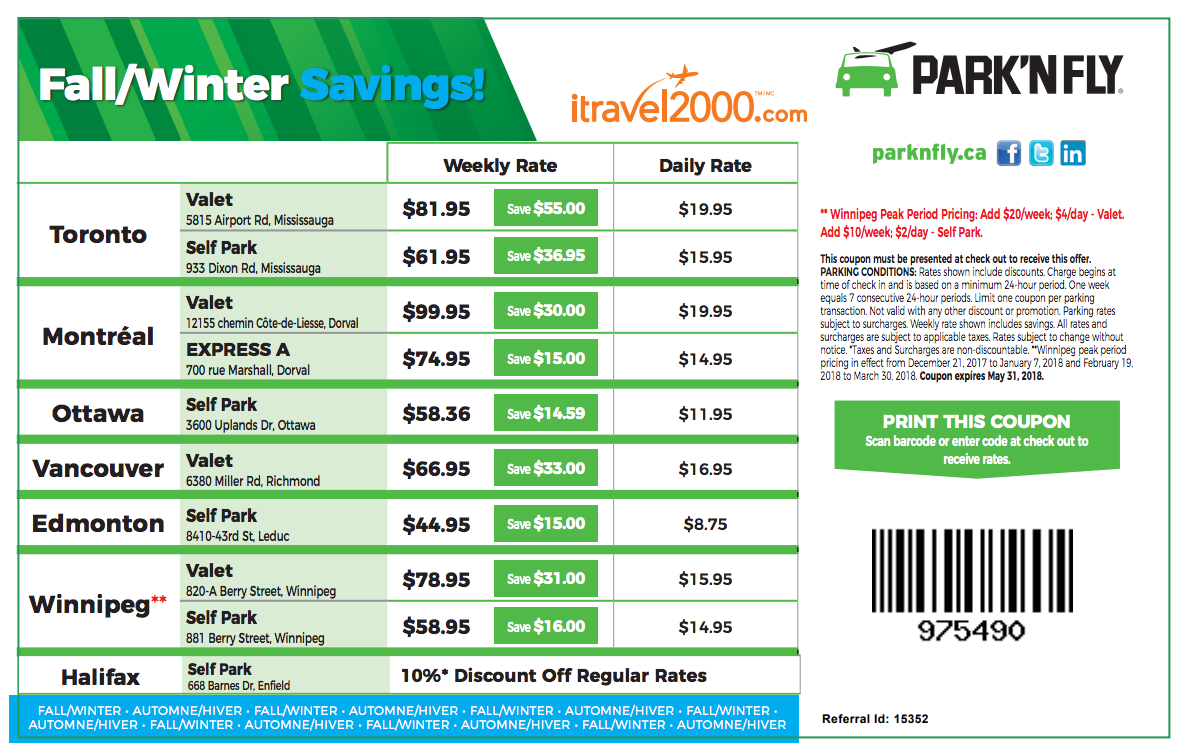 park n fly printable coupons itravel2000 23899 | 2017 09 20 10 53 58 header ParknflyCoupon EN